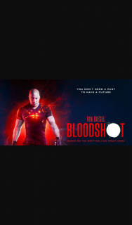 Community News – Win 1 of 25 Double Passes to Bloodshot