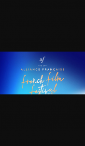 Community News – Win 1 of 20 Double Passes to The Alliance Francaise French Film Festival