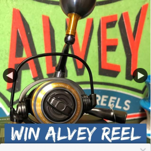 Creek to Coast – Win an Alvey Orbiter Sr 60 Spin Reel