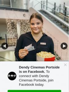 Dendy Cinemas Portside – Win a Double Pass to Use at Dendy Cinemas Portside