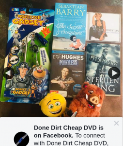 Done Dirt Cheap DVD – Win One of Two Valentine's Day Packs