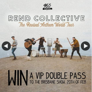96Five – Win a VIP Double Pass to The Brisbane Show on The 20th of Feb