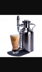 Gallantoro – Win a Growlerwerks Ukeg Nitro Portable Coffee Maker (prize valued at $339)