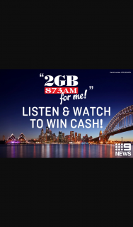 2GB and 4BC for Me – Win $100 Cash