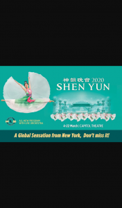 2GB – Win a Double Pass to Shen Yun 2020 Tell Us In 25 Words Who Would You Like to Take to this Special Shen Yun 2020 Performance and Why