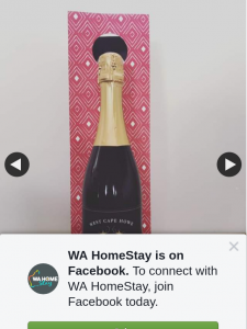 Home Stay WA – Win a Bottle of West Cape Howe Wines Chardonnay Pinot Noir and Choccies for Your Loved One