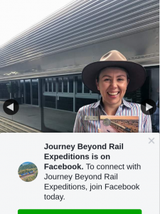 Journey Among Rail Expeditions – Win a Trip for Two on The Indian Pacific