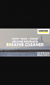 Karcher-Radio Triple M – Win 1 of 30 Air Purifiers Must Have an Abn and Be a Community Type Business Ends 1pm (prize valued at $36,000)