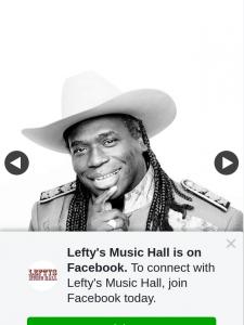 Lefty's Music Hall – Win One of Twenty Double Passes to See Eugene Hideaway Bridges