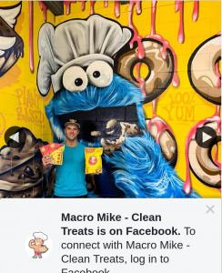 Macro Mike – Win Clean Treats