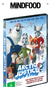 MindFood – Win 1 of 10 Copies of Arctic Justice on DVD (prize valued at $19.99)
