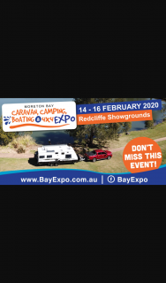Moreton Bay Expo 2020 – Win Various Prizes (prize valued at $28,000)
