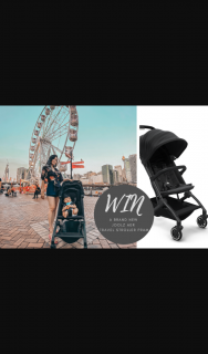 Mouths of Mums – Win a Brand New Joolz Aer Stroller Thanks to Our Friends at Joolz
