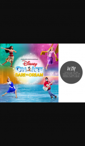 Mouths of Mums – Win 4 X a Reserve Tickets to Disney on Ice Presents Dare to Dream to Use With Their Children