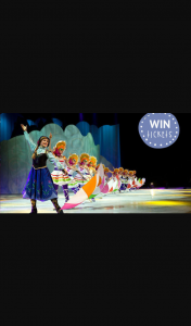 Mums Grapevine – Win Four a Reserve Tickets to Disney on Ice Presents Dare to Dream at Selected Locations Around Australia