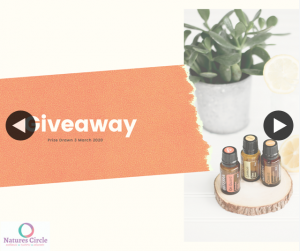 Natures Circle by Deb – Win a Gorgeous Intro Pack With Lemon