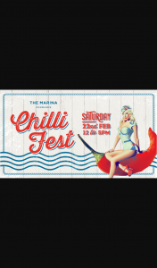 Nova 93.7 – Win The Ultimate Chilli Fest Experience (prize valued at $1,000)