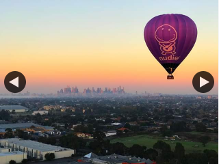 "Nudie – Win a $500 Travel Voucher a Double Pass Ride on The Nudie Balloon"" (prize valued at $938)"