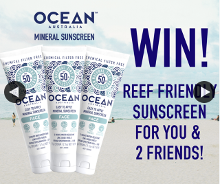 Ocean Australia – Win this Super Summer Prize Pack