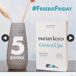 QBD Books – Win a Copy of Grown Ups