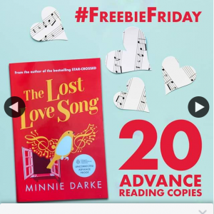 QBD Books – Win Twenty Advance Reading Copies of The Lost Love Song