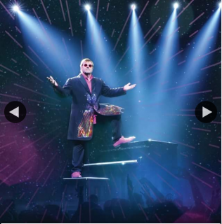 RACT – Win One of Two Double Passes to See Greg Andrew & The Elton John Experience