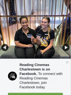 Reading Cinemas Charlestown – Win a Double Pass for Valentine's Day