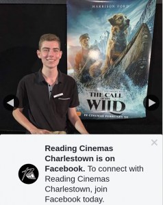 Reading Cinemas Charlestown – Win a Double Pass to See Call of The Wild