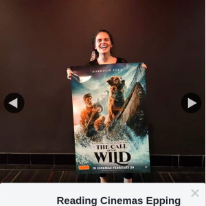 Reading Cinemas Epping – Win a Double Pass to See The Call of The Wild