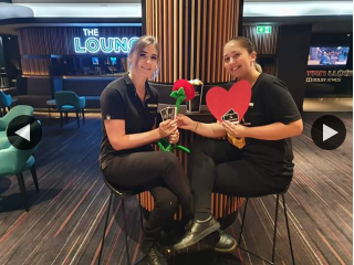 Reading Cinemas Harbour Town – Win a Double Pass to Any Movie on Valentine's Day