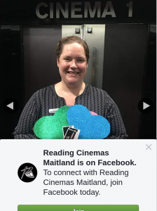 Reading Cinemas Maitland – Win a Double Pass to See Any Film on Valentine's Day