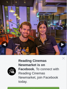Reading Cinemas Newmarket – Win a Double Pass for Valentine's Day