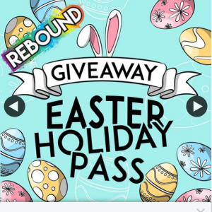 Rebound Arena – Win a School Holiday Pass for The April School Holidays (prize valued at $345)