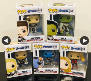 Redbank plaza – Win this Awesome Set of 5 X Pop