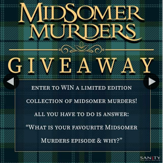 Sanity – Win a Limited Edition Collection of Midsomer Murders