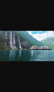 SBS Food – Win a 7-day Cruise for Two Aboard Nieuw Statendam (prize valued at $9,400)