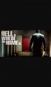 Screen Realm – Win Home Invasion Horror 'hell Is Where The Home Is' on DVD