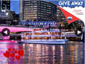 Simon Salm Re-Max Bayside Properties – Win a Dinner Cruise for 2 With Showboat Cruises