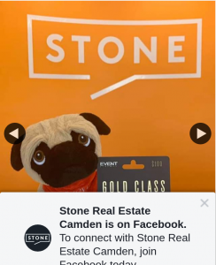 Stone Real Estate Camden – Win $100 Gold Class Voucher to Spoil Your Loved One this Valentines Day