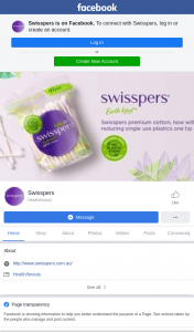 Swisspers – Win a Swisspers Prize Pack Valued at Over $100?