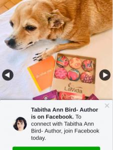 Tabitha Ann Bird Author – These Gorgeous Magnets