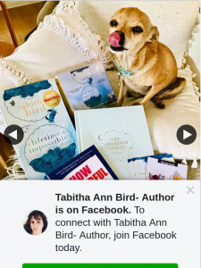 Tabitha Ann Bird Author – Win a A Lifetime of Impossibile Prize Pack