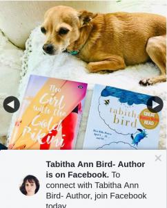 Tabitha Ann Bird Author – Win Happy Friday My Friends