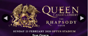 The Kewdale Tavern – Win Double Passes Queen Concert Sun 23rd Feb Optus Stadium