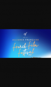 The Weekend West – Win One of 25 Double Passes to The Alliance Francaise French Film Festival