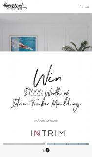 Three Birds Renovations – Win $1000 Worth of Intrim Mouldings for Your Home