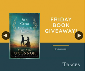 Traces magazine – Win a Copy of In a Great Southern Land