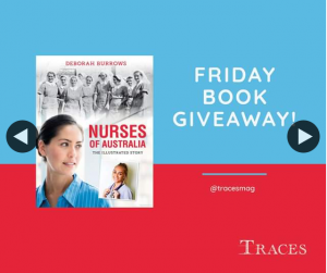 Traces magazine – Win a Copy of Nurses of Australia The Illustrated Story Book