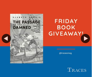 Traces magazine – Win a Copy of The Passage of The Damned Book