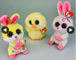 Ty beanie boo collectors – These 3 Easter